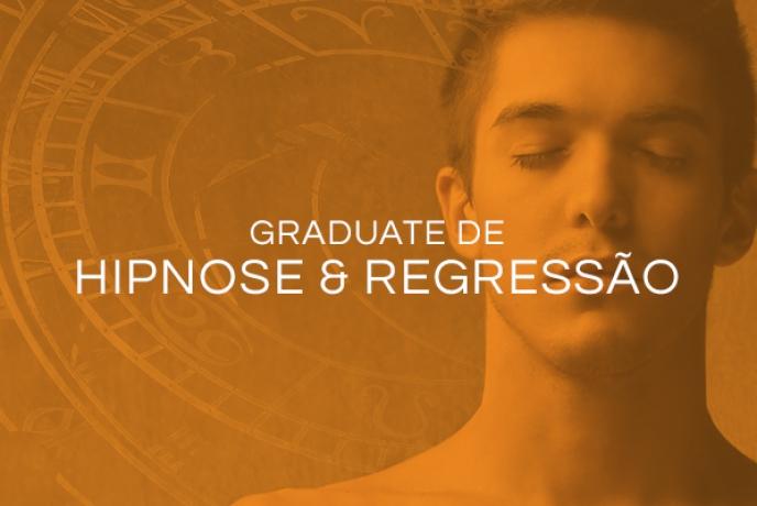 Graduate de Hipnose e Regressão
